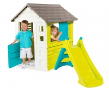 PRETTY PLAYHOUSE + XS SLIDE