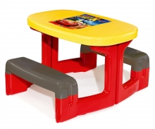 CARS PIC NIC TABLE