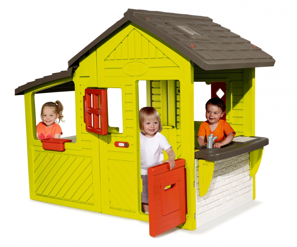 NEO FLORALIE PLAYHOUSE - Houses - Outdoor - Products - www ...