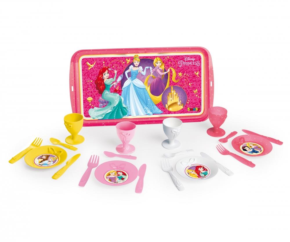 Disney Princess Teeservice mit Tablett - Küchen & Zubehör ...