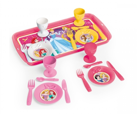 Disney Princess Teeservice mit Tablett