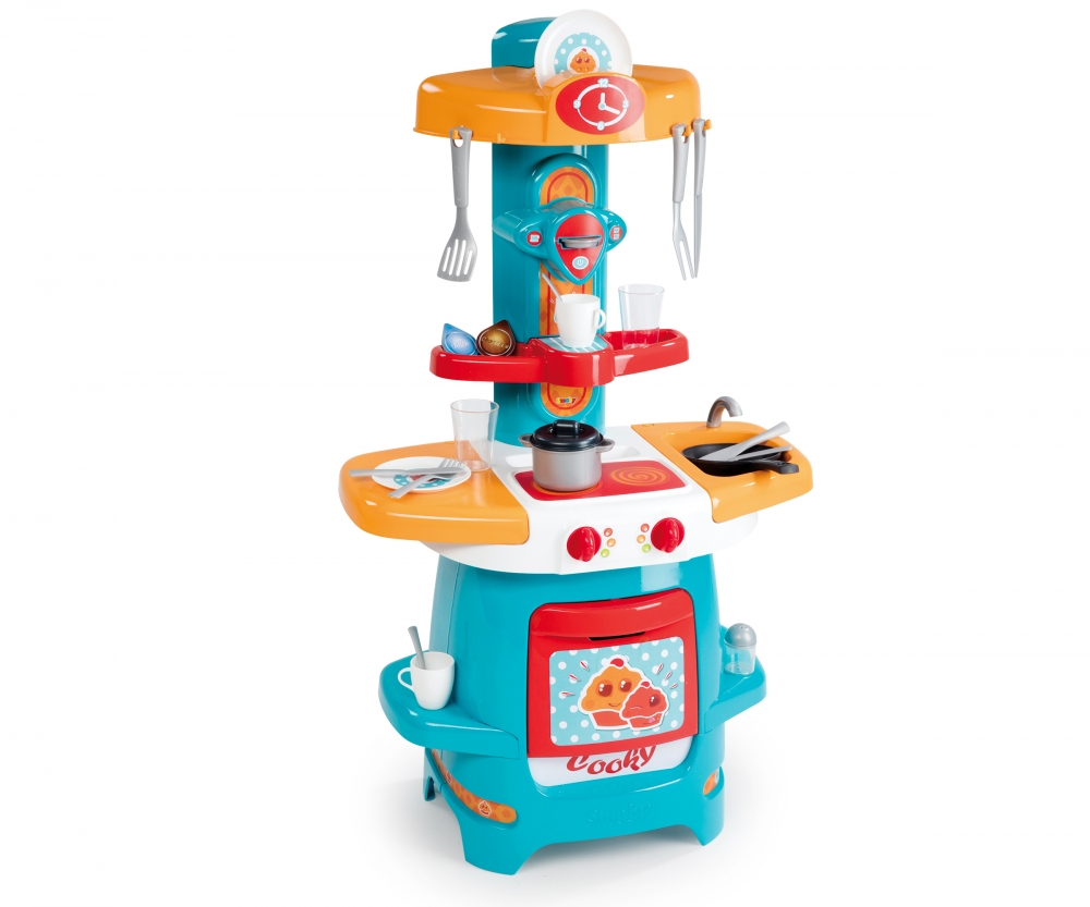 kitchens and accessorises - role play - products - www.smoby.com - Smoby Bon Appetit Küche