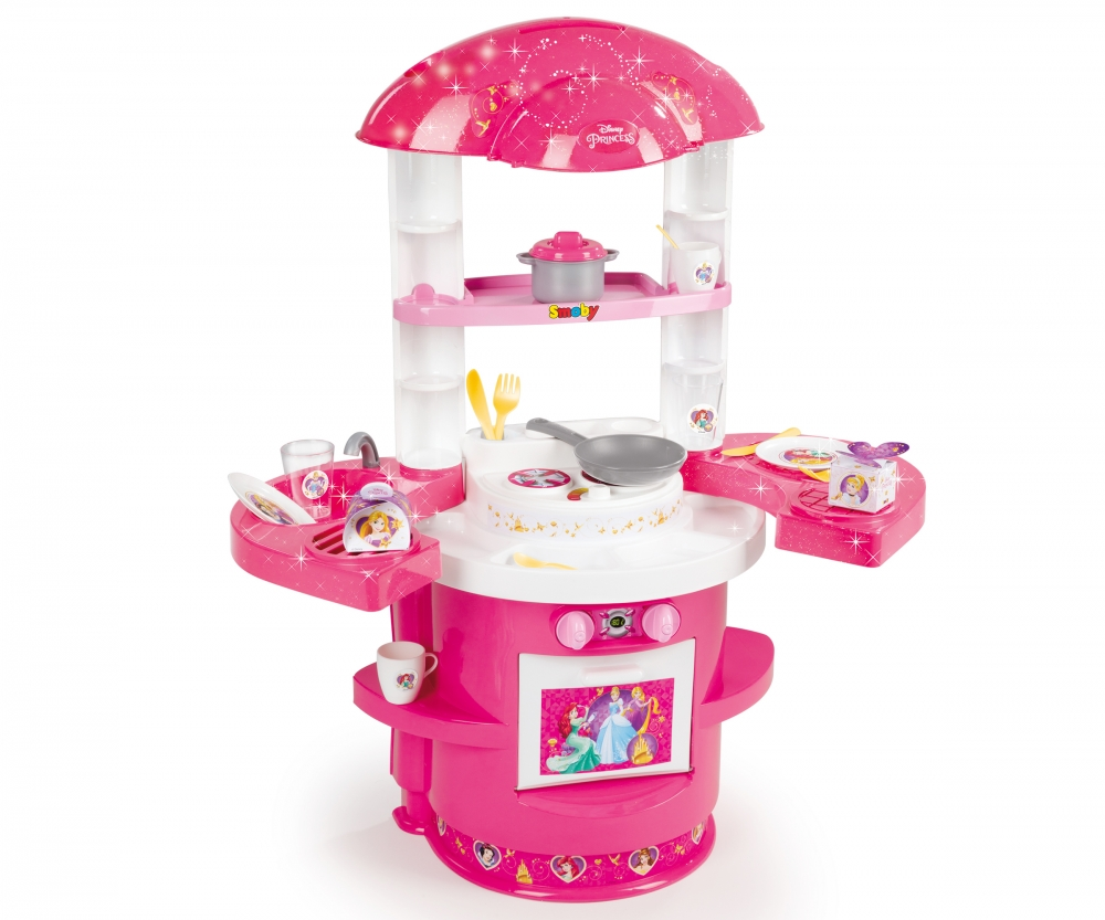 DISNEY PRINCESS FIRST KITCHEN - Kitchens and accessorises - Role ...