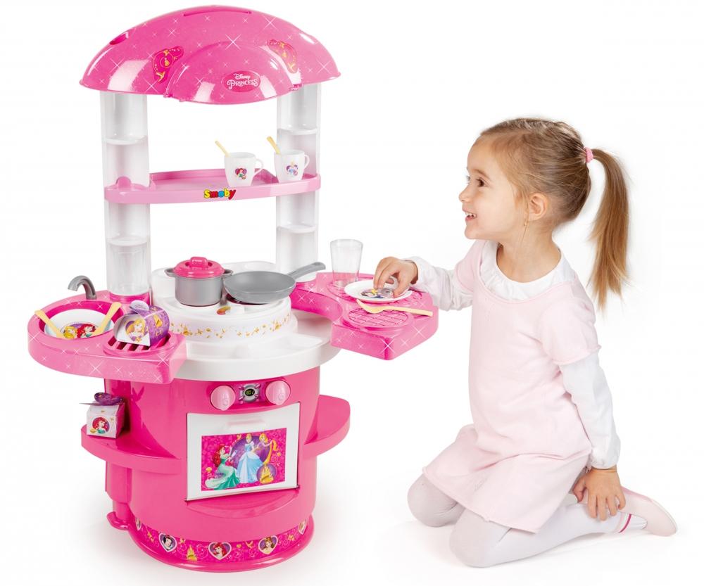 cuisine en bois disney princesse. Black Bedroom Furniture Sets. Home Design Ideas