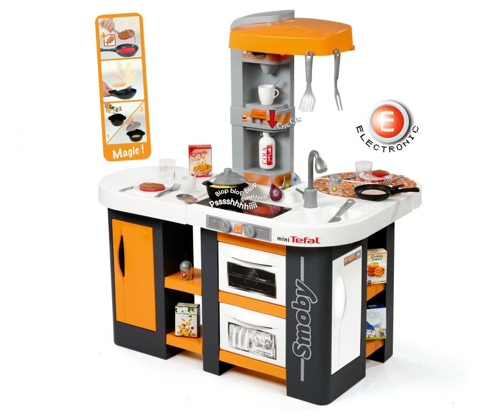 tefal studio xl küche - küchen & zubehör - rollenspiel - marken ... - Smoby Küche Tefal