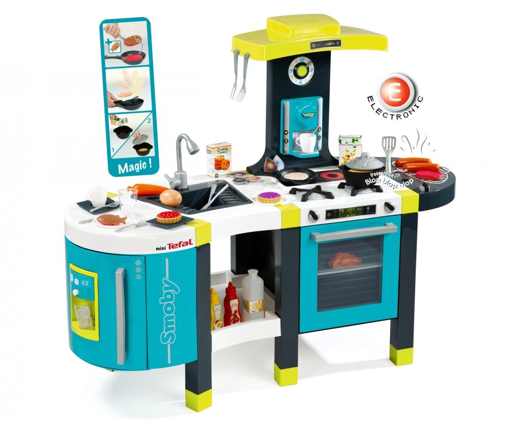 tefal french touch küche - küchen & zubehör - rollenspiel - marken ... - Smoby Küche Tefal
