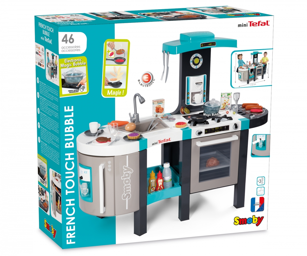 TEFAL FRENCH TOUCH BUBBLE KITCHEN - Kitchens and accessorises - Role ...