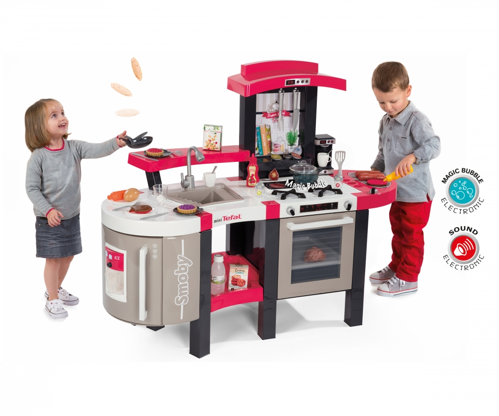fabulous tefal cuisine super chef deluxe with cuisine enfant mini tefal. Black Bedroom Furniture Sets. Home Design Ideas