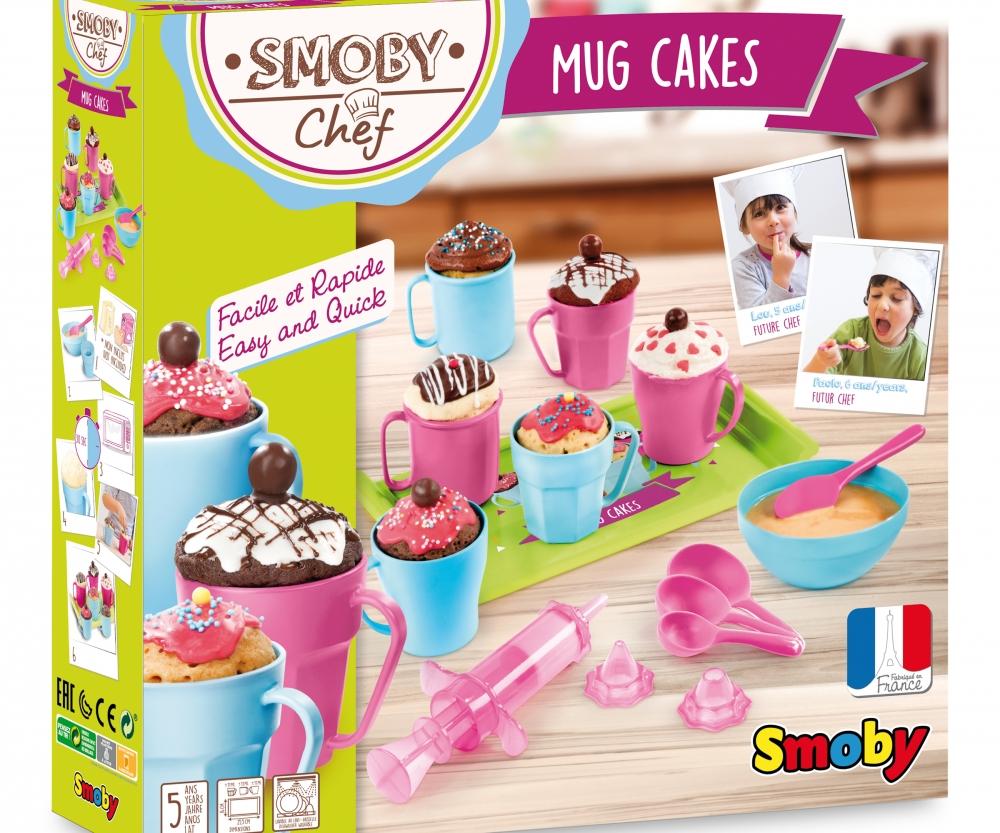 Smoby Chef Mug Cake Recettes
