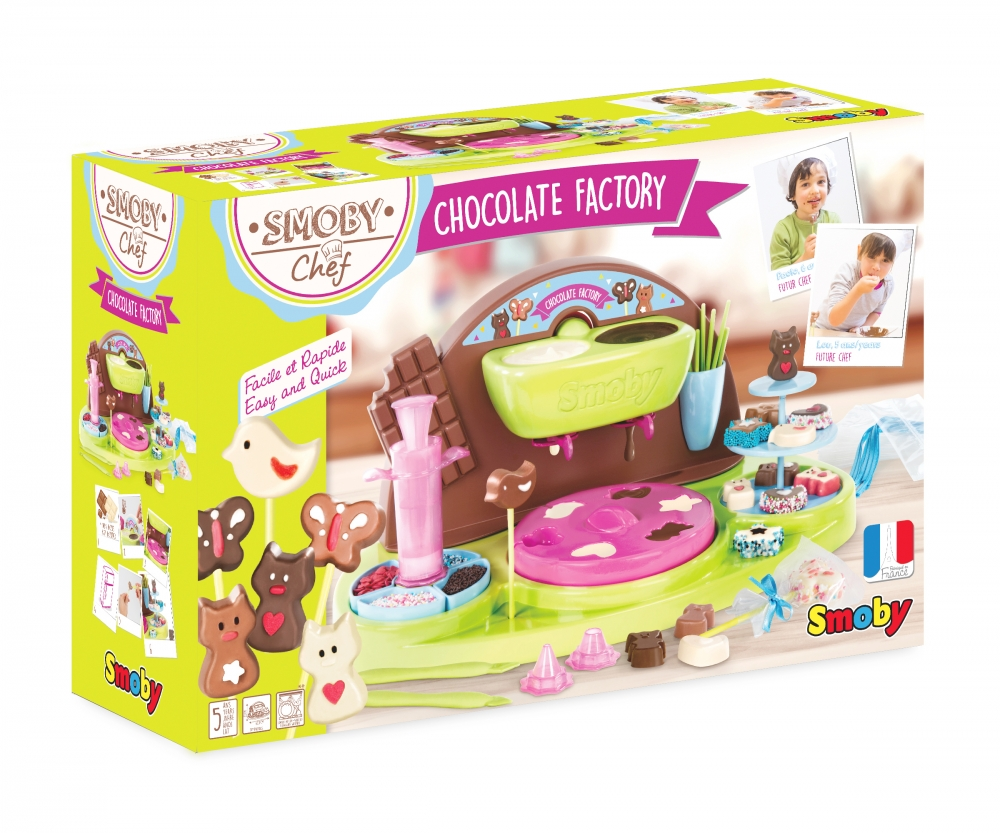 Coffret Pop Cake Lily Cook