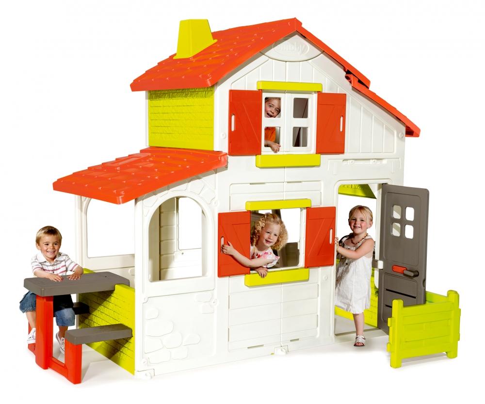 cabane enfant smoby. Black Bedroom Furniture Sets. Home Design Ideas