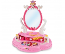 DISNEY PRINCESS COIFFEUSE SUR TABLE
