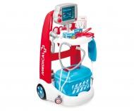 Elektronisches Doktor-Trolley