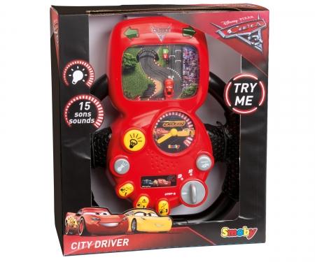 Cars City Driver Spiel-Lenkrad