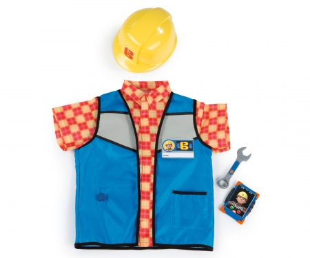 SET DE SEGURIDAD BOB THE BUILDER