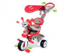 Baby Driver Komfort Rot