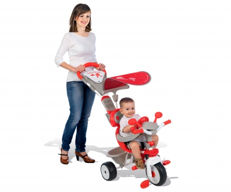 BABY DRIVER COMFORT RED