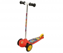 FIREMAN SAM 3 WHEELS TWIST SCOOTER