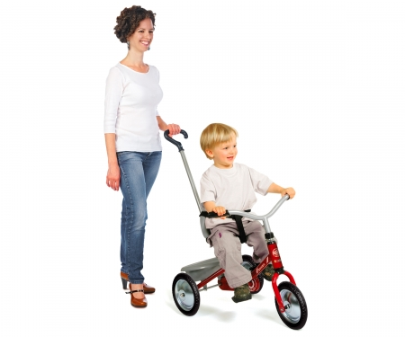 zooky classic red tricyles wheels toys products. Black Bedroom Furniture Sets. Home Design Ideas