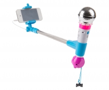 Maggie & Bianca Selfie-Mikrofon