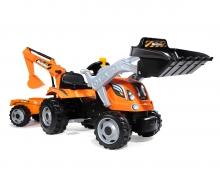 Traktor Builder Max