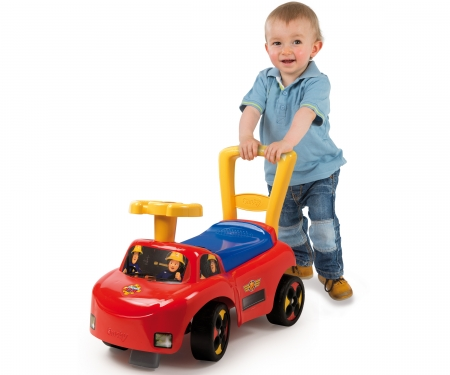 FIREMAN SAM AUTO RIDE-ON