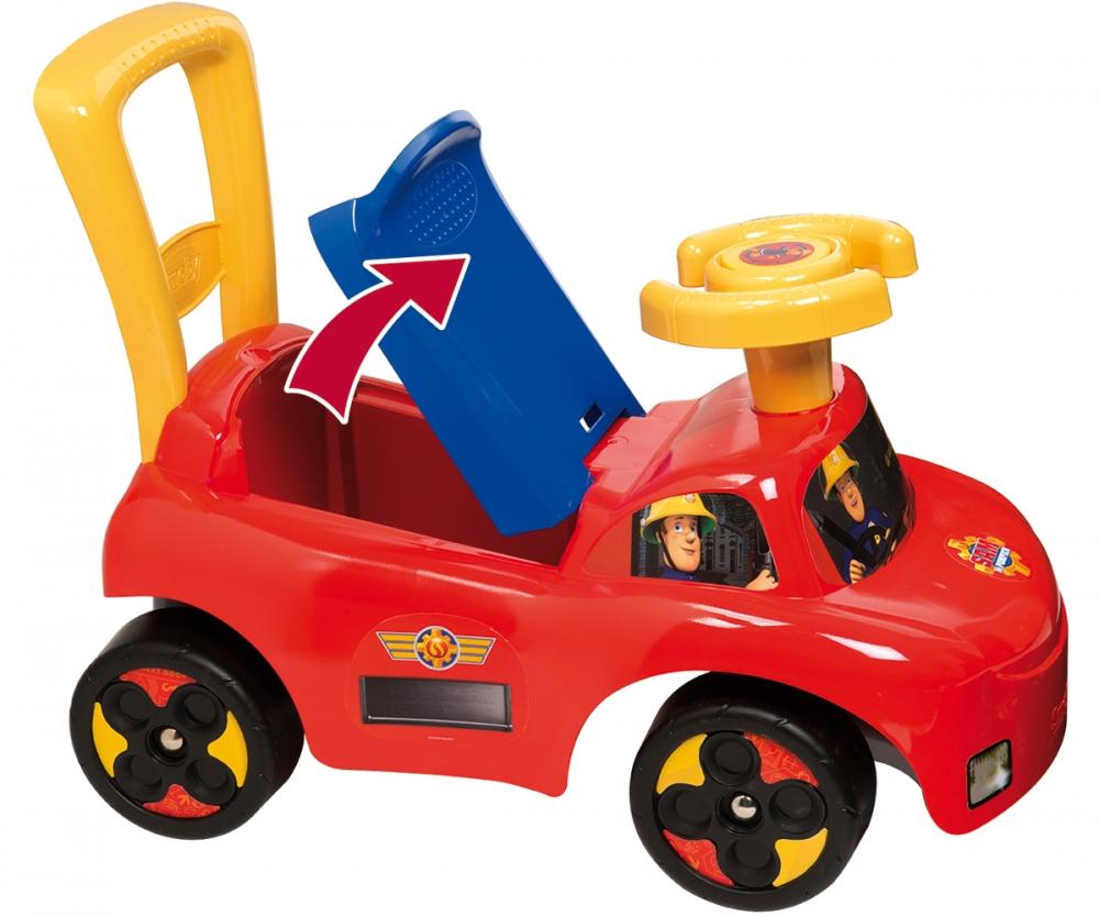 Sam le pompier porteur auto sam le pompier marques - Sam le pompier personnages ...