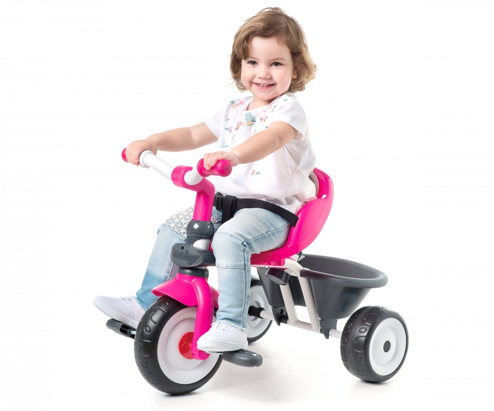 baby driver comfort pink wheels toys products www. Black Bedroom Furniture Sets. Home Design Ideas