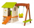 SWINGSET PLAYHOUSE