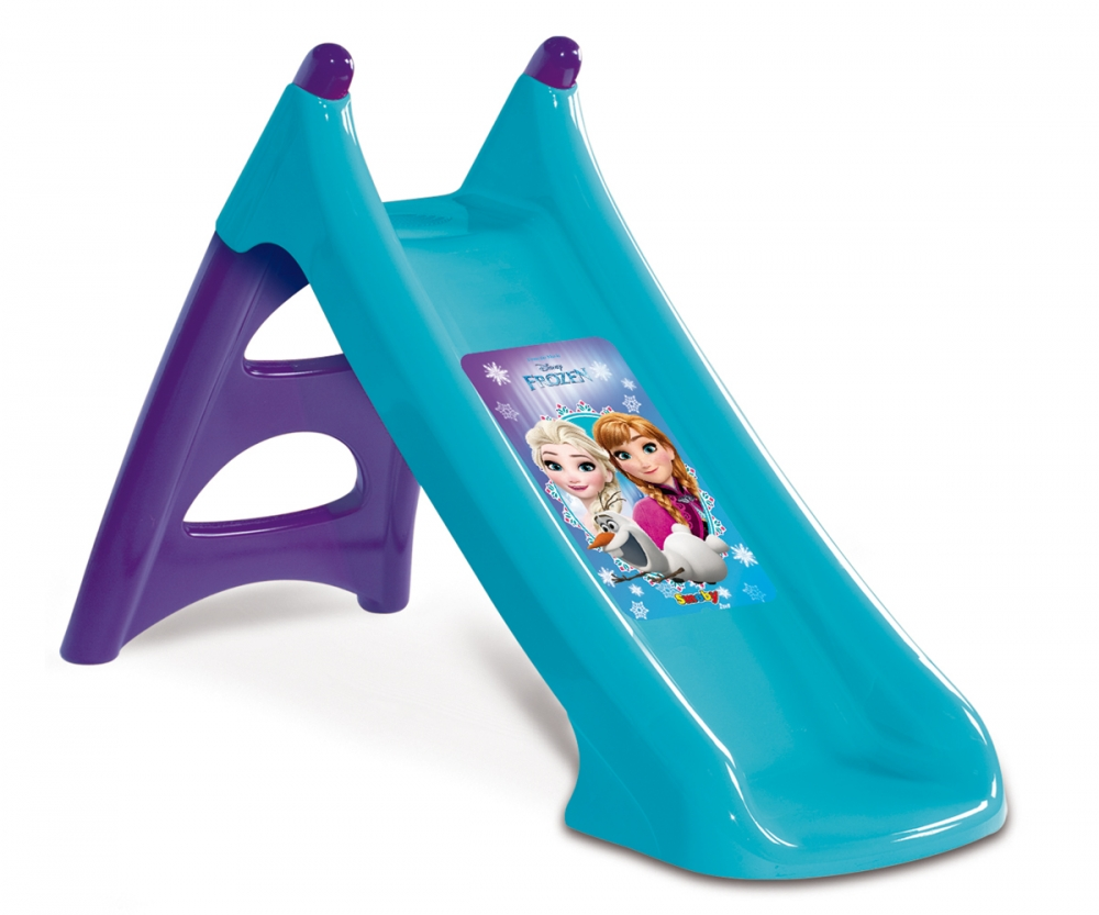Frozen Xs Slide Slides Outdoor Products Www Smoby Com