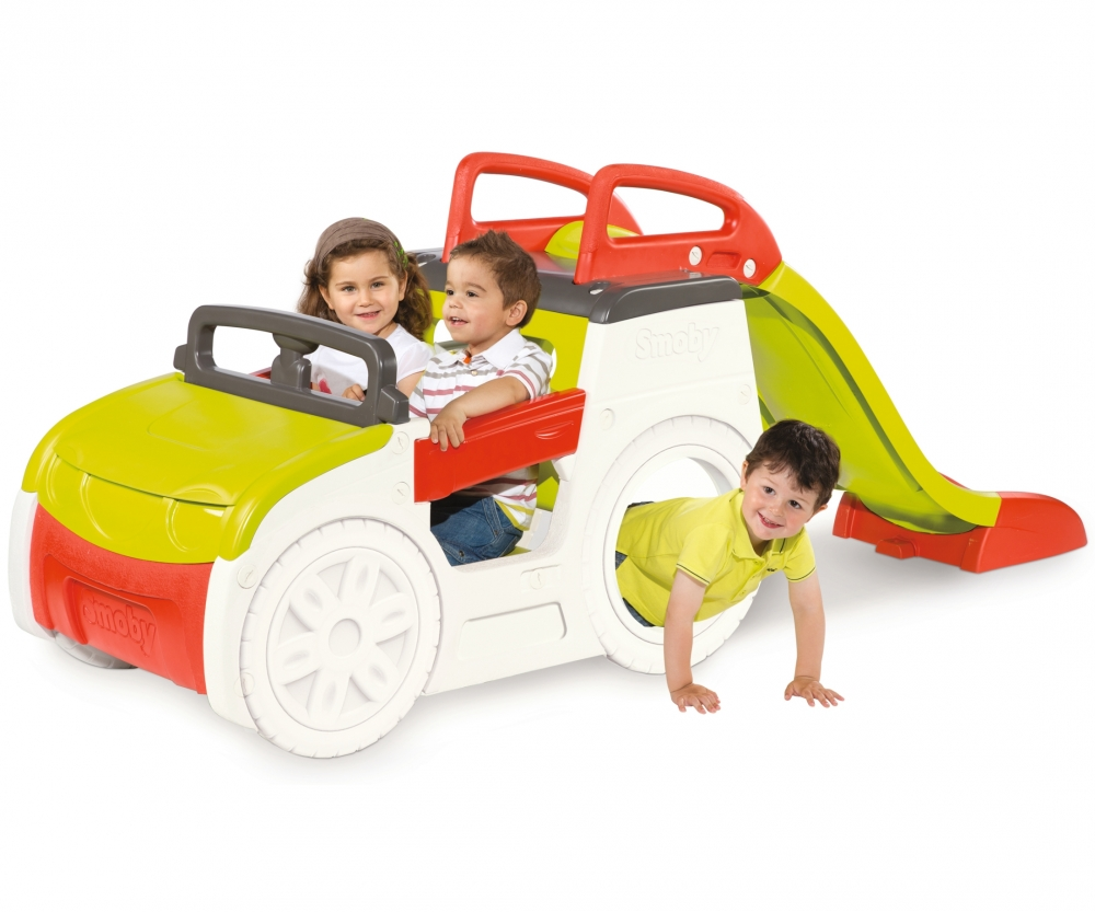 Adventure Car Multi Games Areas Outdoor Products