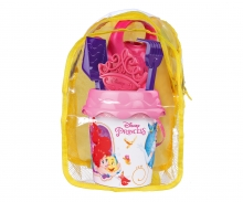 MOCHILA PLAYA PRINCESAS DISNEY