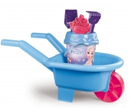 Frozen Schubkarre mit Eimergarnitur