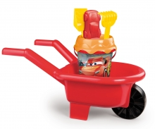 CARS 3 WHEELBARROW