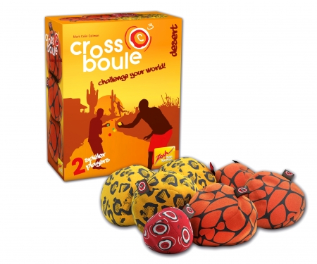 CrossBoule Set DESERT