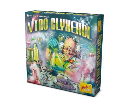 Nitro Glyxerol