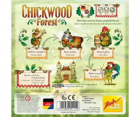 Chickwood Forest