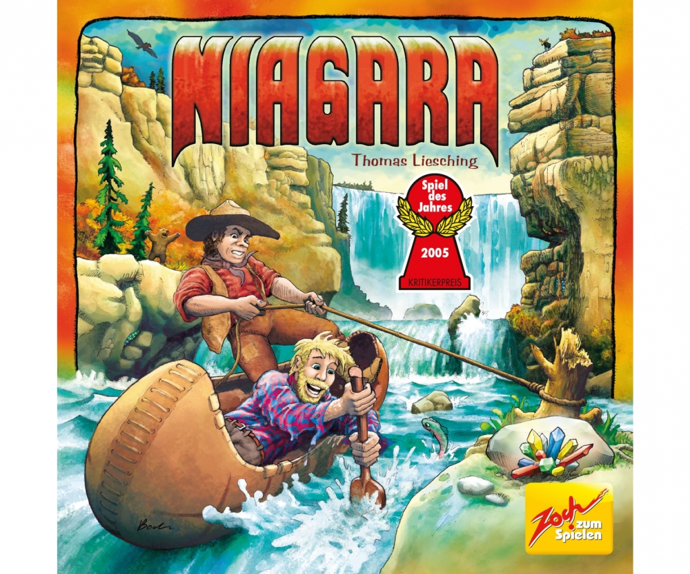 Spiel Niagara