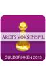 Arets Voksenspil 2013