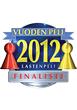 VUODEN PELI 2012 Finalist
