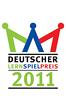 Deutscher Lernspielpreis 2011
