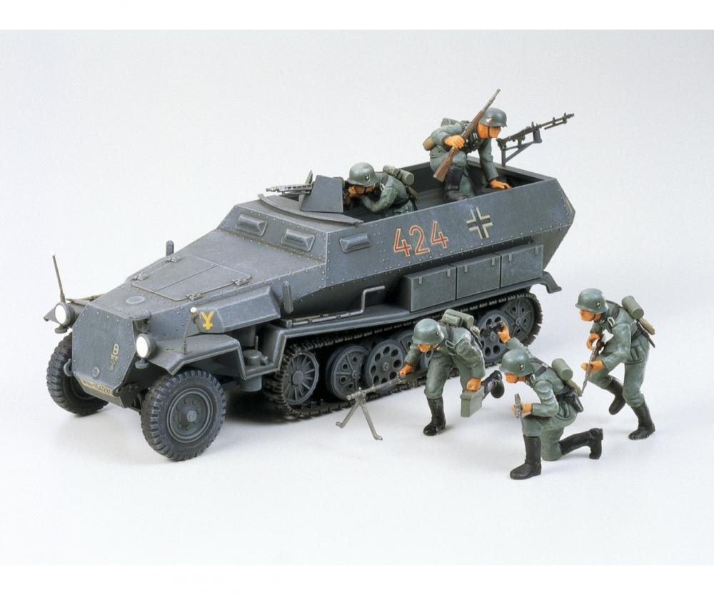 KFZ 163 Flakpanzer IV 1:35-300035101 Tamiya sd