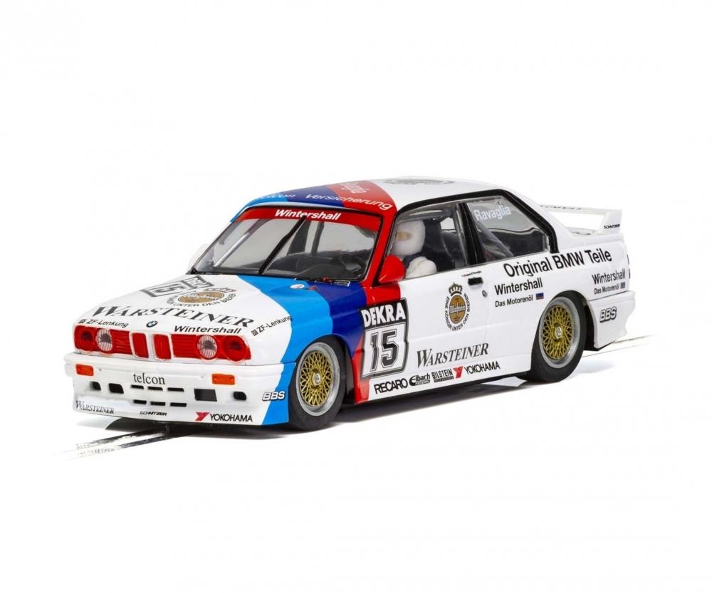 Bmw E30 M3 >> Details About Scalextric 500004040 1 3 2 Bmw E30 M3 Dtm 1989 Champion Hd New