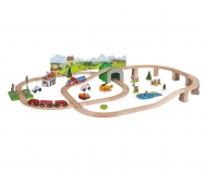 Eichhorn Train, Train Set Mountain
