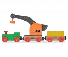 Eichhorn Train, Train with Crane
