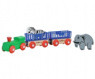 Eichhorn Train Animal, 5 pcs.
