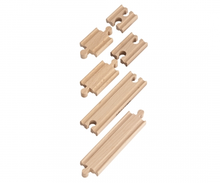 Eichhorn Train, Expansion Tracks, 6 pcs.