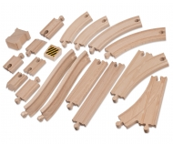 EH Train, Track-Set, 50 pcs.