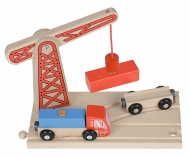 Eichhorn Train, Loading Crane