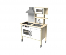 Eichhorn Play Kitchen